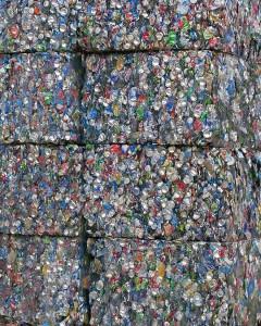 En España se reciclan ocho de cada diez envases de metal
