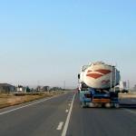 El transporte de mercancías peligrosas reduce su negocio un 3%