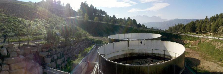 Aprovecharán las membranas usadas de desalinizadoras para gestionar lixiviados de vertederos