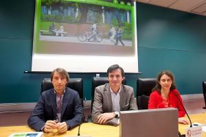 LIFE+ RESPIRA: Mapa de contaminación de Pamplona permitirá elegir las rutas más saludables
