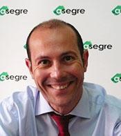 Luis Palomino, secretario general de la Asociación de Gestores de Residuos Peligrosos (ASEGRE)