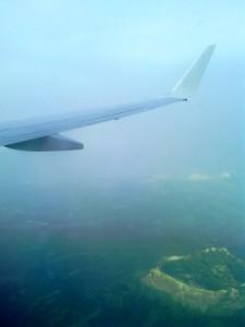 Primer vuelo chino que utiliza aceite de cocina usado reciclado como combustible