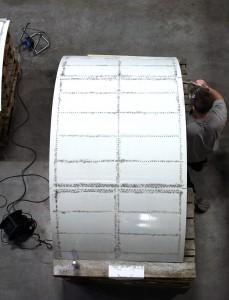 El proyecto tiene el objetivo de llevar a cabo un reciclaje diferenciado de las aleaciones con las que se fabrican los paneles integrados en el fuselaje de los aviones