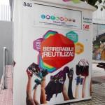 Los contenedores de reutilización se extienden por la comarca vizcaína de Busturialdea