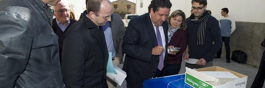 La provincia de Castellón, referente europeo en el reciclaje de residuos