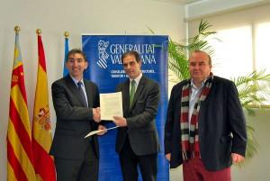 DAM recibe la convalidación por sus inversiones medioambientales en la planta de compostaje de la Vintena