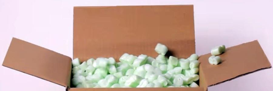 Reciclan las bolas de poliexpán como componentes de baterías