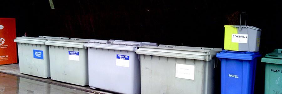 Sabadell contará con un nuevo punto de recogida de residuos urbanos especiales