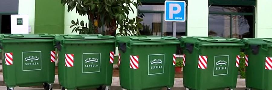 La provincia de Sevilla se marca un objetivo de reciclaje del 70% para 2020