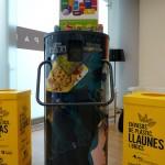 Campaña para fomentar el reciclaje entre los trabajadores y usuarios del Aeropuerto de Barcelona-El Prat