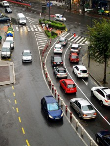 Los nuevos coches emiten cada vez menos dióxido de carbono