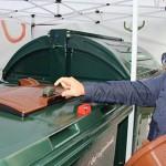 El 5º contenedor llega a 100.000 nuevos hogares de la Comarca de Pamplona