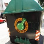 Cada español recicla 15 kg de vidrio