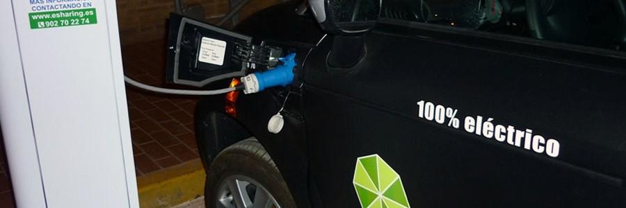Industria destina siete millones de euros a subvencionar la compra de vehículos eléctricos