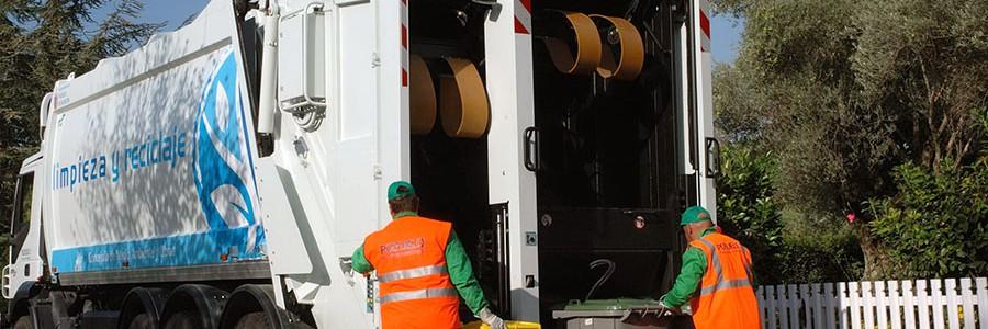 FCC y Siemens trabajan en un nuevo camión híbrido de recogida de residuos sólidos urbanos