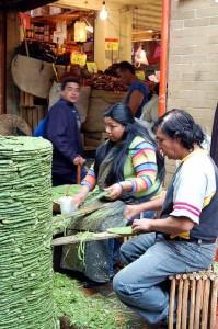 Aprovechan los residuos de mercados de México DF para generar electricidad