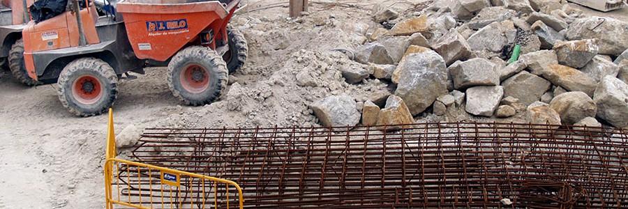 El Gobierno Vasco promueve el uso de materiales reciclados en la obra civil