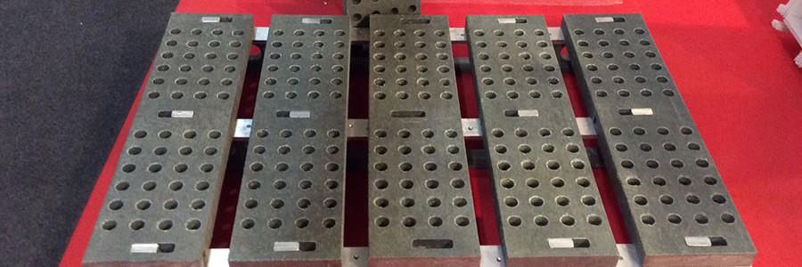 El Salón de Inventores de Ginebra premia un palé desmontable fabricado con plástico reciclado
