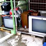 Segunda edición del concurso de escaparates sobre reciclaje de residuos electrónicos en Navarra