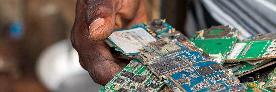 La iniciativa Step para el desarrollo de soluciones al problema de la basura electrónica publica su informe anual