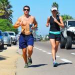 Frente a la contaminación del aire, ejercicio físico