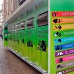 Santander duplica la cantidad de residuos recogidos en los puntos limpios móviles
