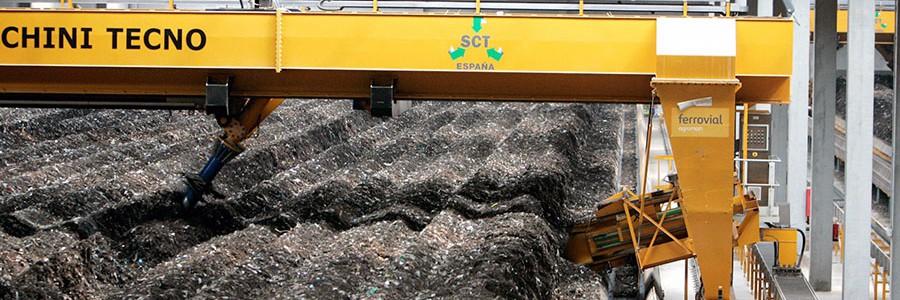 Las plantas de tratamiento de la provincia de Toledo gestionaron 230.000 toneladas de residuos en 2014