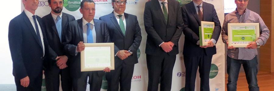 La contribución al reciclaje de residuos electrónicos tiene premio en La Rioja