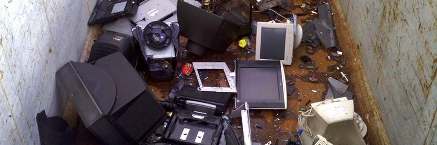 La Comisión Europea recela de los objetivos de reutilización de residuos electrónicos