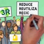 """""""Convierte tu basura en un recurso"""", vídeo ganador del concurso Crea y Recicla"""
