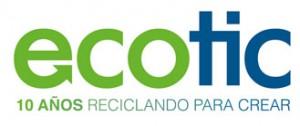 ECOTIC ha celebrado su décimo aniversario renovando su imagen corporativa