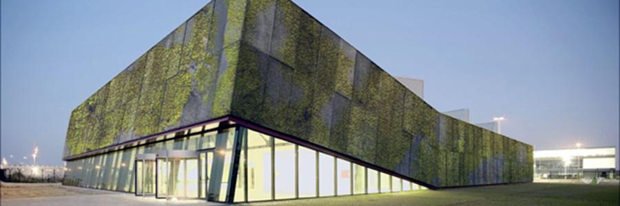 Construmat premia un hormigón biológico que absorbe el CO2