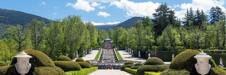 Sacyr se adjudica la conservación de los Jardines Históricos de Patrimonio Nacional