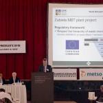 El proyecto de la planta TMB de Zubieta (Gipuzkoa), en el Congreso Waste to Resources de Hannover