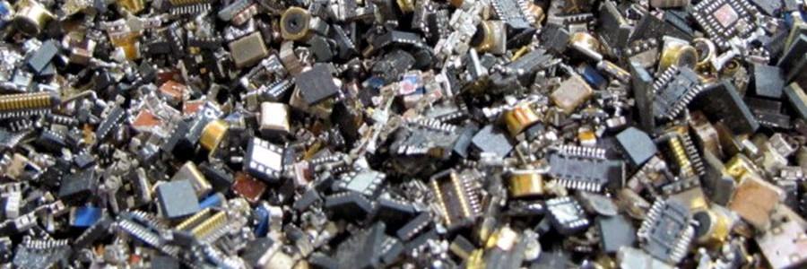 Desarrollan un sistema de reciclaje ecoeficiente de tarjetas de circuitos impresos
