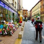 A reciclar, también en el Camino de Santiago