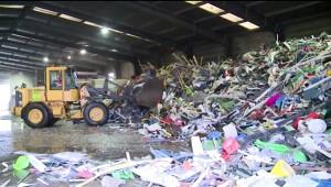 El objetivo es alcanzar las 800.000 toneladas de PVC reciclado al año para 2020