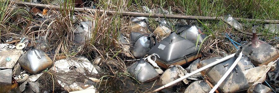 Hasta un 90% de los residuos electrónicos generados en el mundo se gestionan de forma ilegal