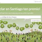 Reciclar en Santiago ya tiene premio