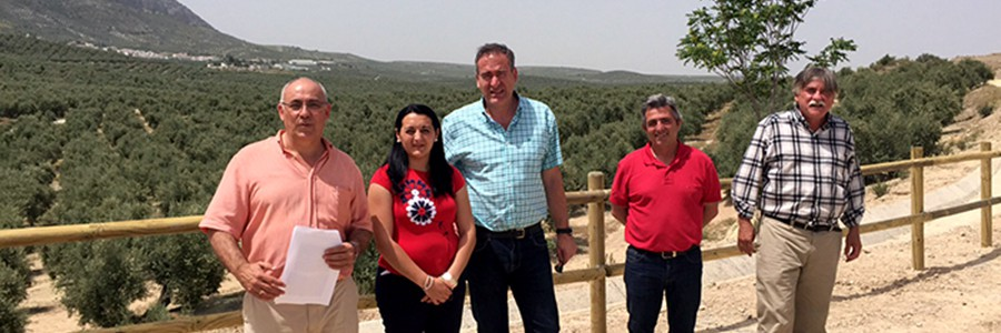 Clausurado el vertedero incontrolado de Las Canteras de Jimena (Jaén)