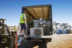 Renovación y reciclaje de aparatos de aire acondicionado evitan la emisión de miles de toneladas de CO2