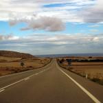 Polvo de neumático reciclado para unas carreteras más sostenibles