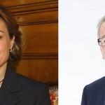 Isabel García Tejerina y Jean-Claude Juncker, premios Atila y Caballo de Atila