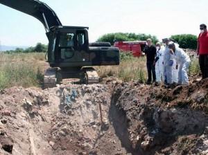 Descubren en Caserta (Italia) el que podría ser el vertedero ilegal más grande de Europa