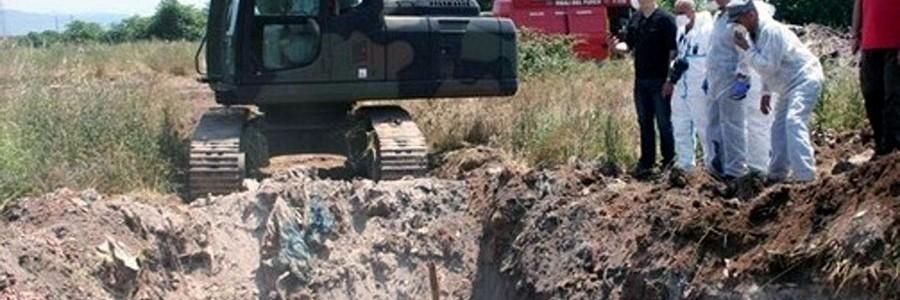 Descubierto en Italia el mayor vertedero ilegal de Europa