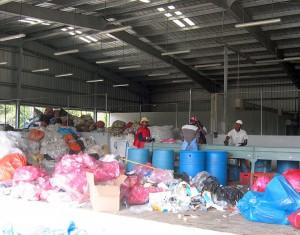 Actualmente solo se recicla el 10% de los residuos que se generan en la República Dominicana