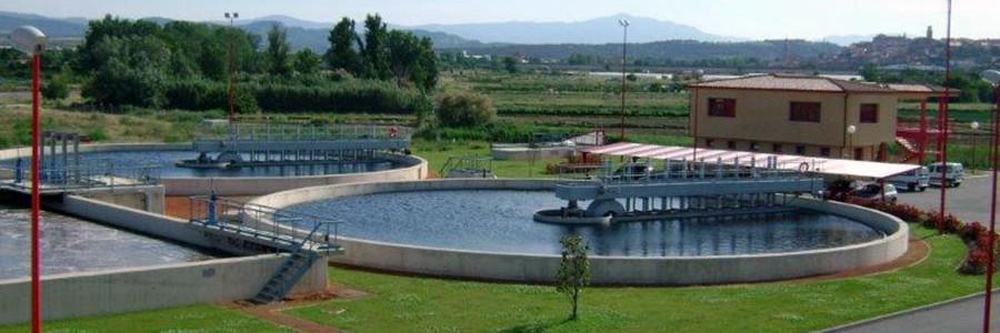 Recuperación de fósforo en una EDAR para su valorización como fertilizante agrícola