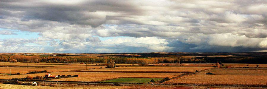 Denuncian el abono de tierras con residuos urbanos triturados en la provincia de León
