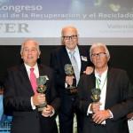 FER entrega los premios 'Madre Tierra' y 'Una Vida Dedicada a la Recuperación'