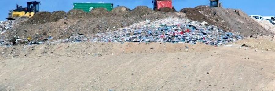 Denuncian un deficiente tratamiento de los residuos en la planta de Alicante